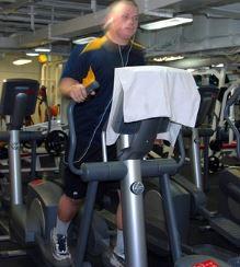 how to fix treadmill belt slip