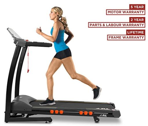 JLL Treadmill Review – Researched in Detail - UK Fitness Reviews